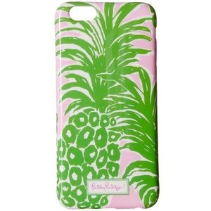 🍍 LILLY PULITZER Flamenco iPhone 6/6S Cover Case